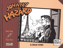 JOHNNY HAZARD 1952-1954 El dólar yanqui