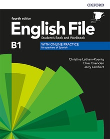 English file b1 intermediate student s workbook without key with online practice workbook fourth edition