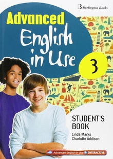 Advanced English in use 3ºeso. Student's book