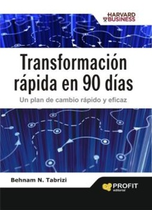 Transformación rápida. Ebook