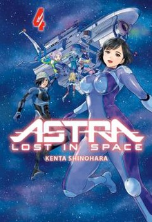 ASTRA 4 Lost in space