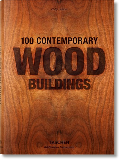 100 contemporary wood building