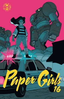 Paper Girls nº 16/30
