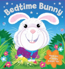 BEDTIME BUNNY - ING Hand Puppet Fun