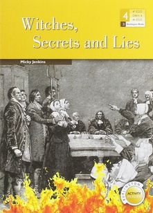 Witches secrets and lies 4i eso burlington activity readers