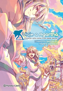 VIAJE A AGARTHA Children who come from deep below