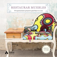 Restaurar muebles. Ebook.