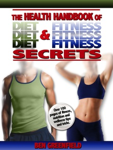 The Health Handbook of Diet & Fitness Secrets