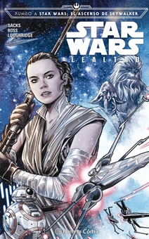 Star Wars Lealtad (cómic Episodio IX) Rumbo a Star Wars: El ascenso de Skywalker