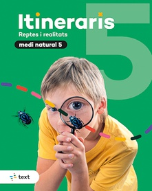 Itineraris. Medi natural 5
