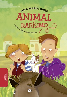 Animal rarísimo