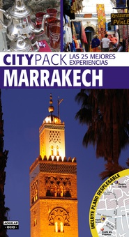 MARRAKECH 2018 +plano desplegable