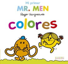 Mi primer Mr. Men. Colores