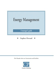 Energy Management A Manager's Guide