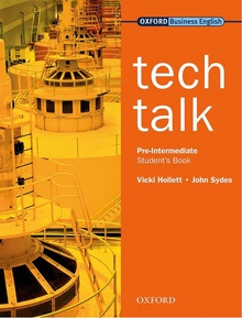 Technical Talk Pre-Intermediate: Students Book