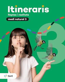 Itineraris. Medi natural 3
