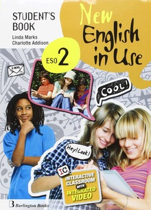 New english in use 2º eso student´s book
