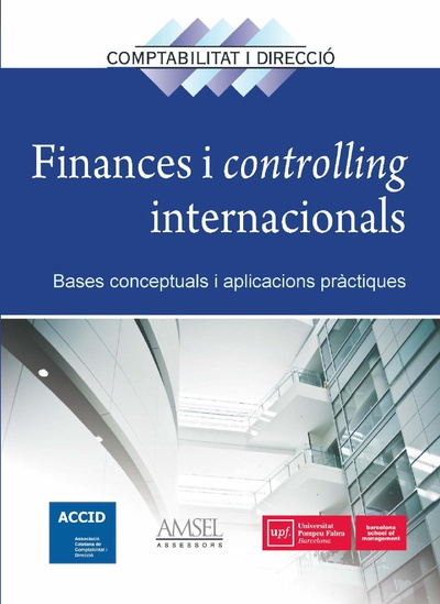 Finances i controlling internacionals Revista núm. 26. Ebook