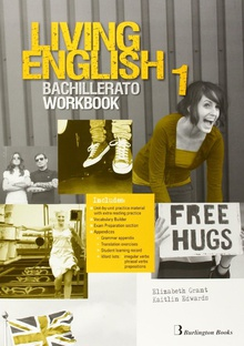 Living english 1º.bach workbook