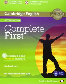 Complete first certificate st+wb-key+cd