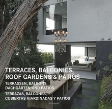 Terraces, balconies, roof gardens & patios gb/fr/es/de/it/nl/port/swe