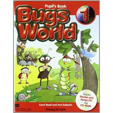 (10).bugs world 1o.prim.(student´s pack)