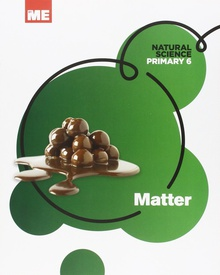 Matter 6ºprimaria. Natural science modular