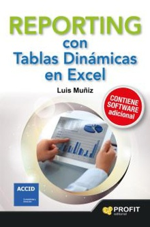 Reporting con tablas dinámicas en Excel. Ebook