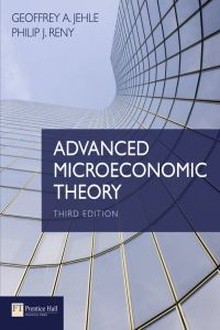 Advanced microeconomic theory. (finalcial times)
