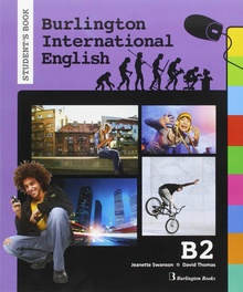 Burlington international english b2 student