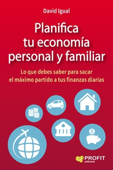 Planifica tu economía personal y familiar. Ebook