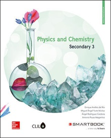 Physics and chemistry 3ºeso. (+smartbook). nova 2019