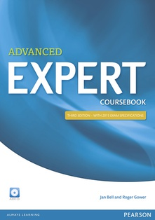 Expert advanced. Student +cd. Coursebook 3ªedición