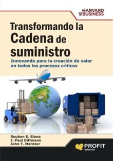 Transformando la cadena de suministros. Ebook
