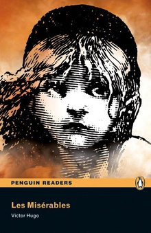 Penguin Readers 6: Les Miserables Book amp/ MP3 Pack