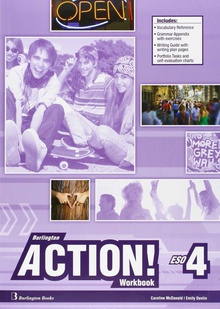Burlington action 4 ESO Workbook