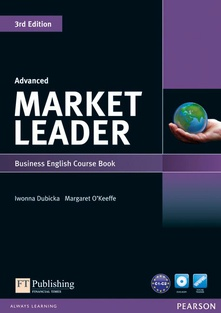 Market Leader 3rd Edition Advanced Coursebook DVD-ROM Pack