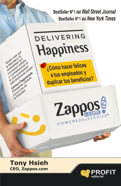 Delivering Happiness. Ebook