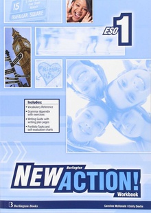 New action 1º eso workbook
