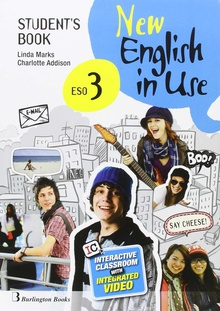 New english in use 3º eso student´s book