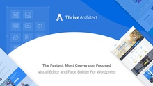 THRIVE ARCHITECT: VENDE INFOPRODUCTOS CON WORDPRESS