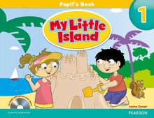 (12).my little island 1 (pupil's+cd) (3 años)