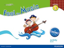 Feel music 2º primaria extra content activity book pack