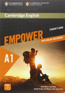 Cambridge english empower starter A1 Student+online assesment ed.inglesa