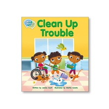 Clean up trouble. level 5