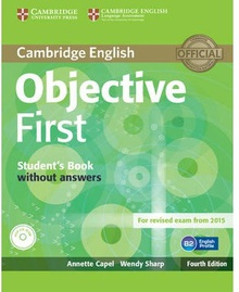 Objective first certificate student -key 4ªed