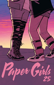 Paper Girls nº 25/30