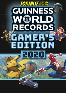 GUINNESS 2020 WORLD RECORDS Gamer's Edition