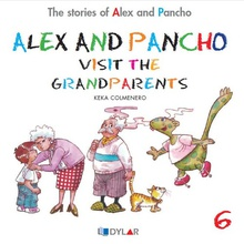 Alex and pancho visit the grandparents