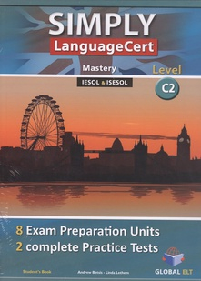 Simply language cert c2 exam preparation & practice tests